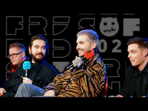 Tokio Hotel Interview- Friends of Sputnik 2020