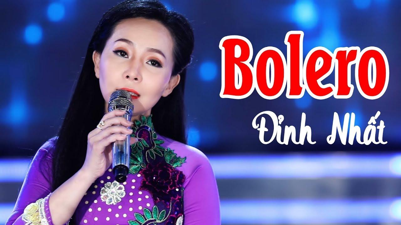 Bolero Chọn Lọc Đỉnh Nhất 2018 - HOA NỞ VỀ ĐÊM | LK Nhạc Trữ Tình Bolero, Nhạc Vàng Xưa Hay Nhất