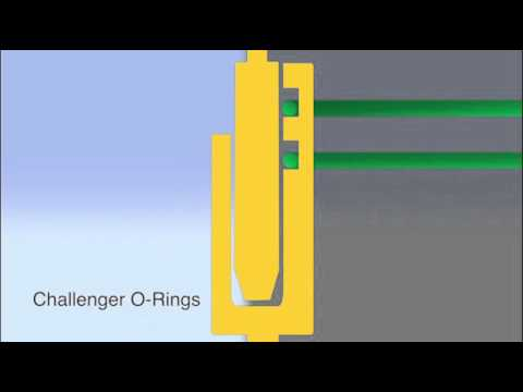 Space Shuttle Challenger O-Ring Failure Diagram TheBlaze - YouTube