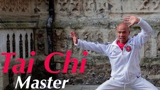 Tai Chi Chuan Master using taiji combat - Lesson 2 broken chest