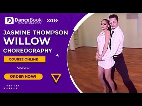"""Jasmine Thompson - """"Willow"""" - Choreografia Pierwszego Tańca"""