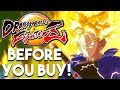 DRAGON BALL FighterZ 12 MASSIVE Things You SHOULD Know Before You BUY! (PS4 XBOX ONE PC)