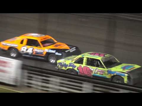 IMCA Hobby Stock feature Southern Iowa Speedway 6/2/16