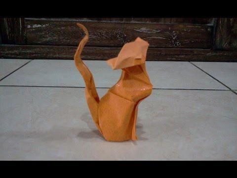 Origami Cat-Hoàng Tiến Quyết