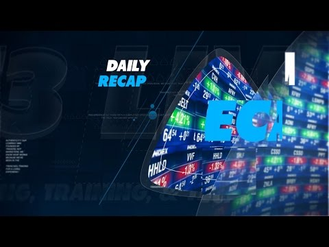 Scott Redler - Daily Recap - First Time Ever, Nasdaq Composite finishes at 6000