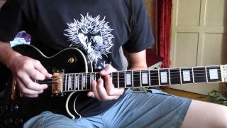 Motorhead Death Or Glory Guitar Cover