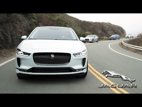 Jaguar Electrifies Experience In San Francisco   Jaguar I Pace Test Drives