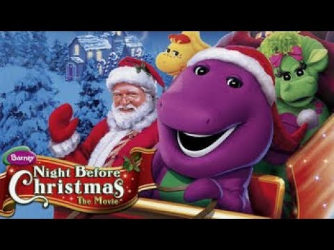Barney's Night Before Christmas (1999)