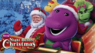 Popular Videos Barney S Night Before Christmas Youtube