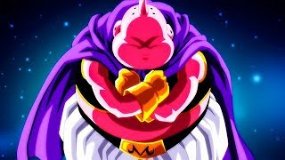 The Strongest Form Of Majin Buu Is Born