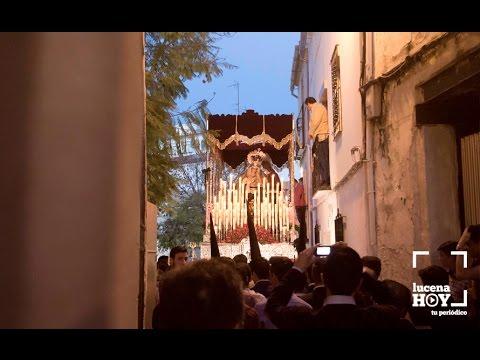 VÍDEO: SEMANA SANTA 2017: Domingo de Ramos en Lucena: Sagrado Encuentro