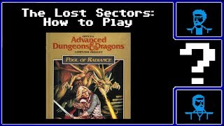 Learn to Play Pool of Radiance