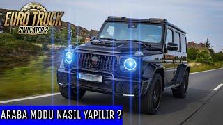 ARABA MODU NASIL YAPILIR!!! ( ETS 2 )