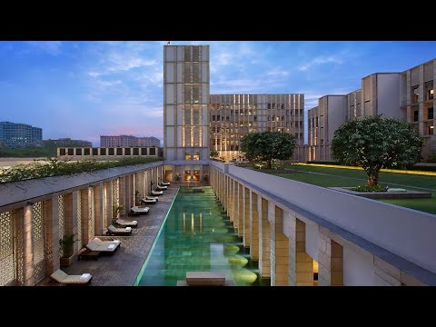 The Lodhi Hotel New Delhi (India): full tour
