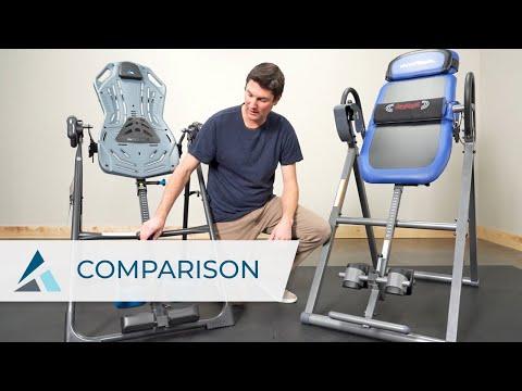Inversion Table Comparison: Teeter And Innova