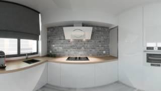 Casa Miguel Angel. Cocina 360 3DMax Corona