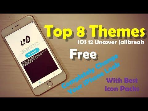Top iOS 12 Jailbreak Themes - Free on Cydia - YouTube