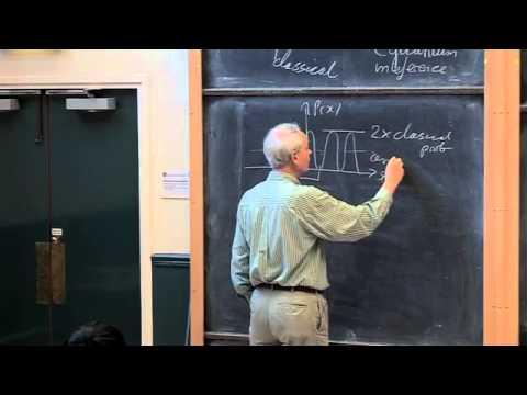 001 Introduction to Quantum Mechanics, Probability Amplitudes and Quantum States 1