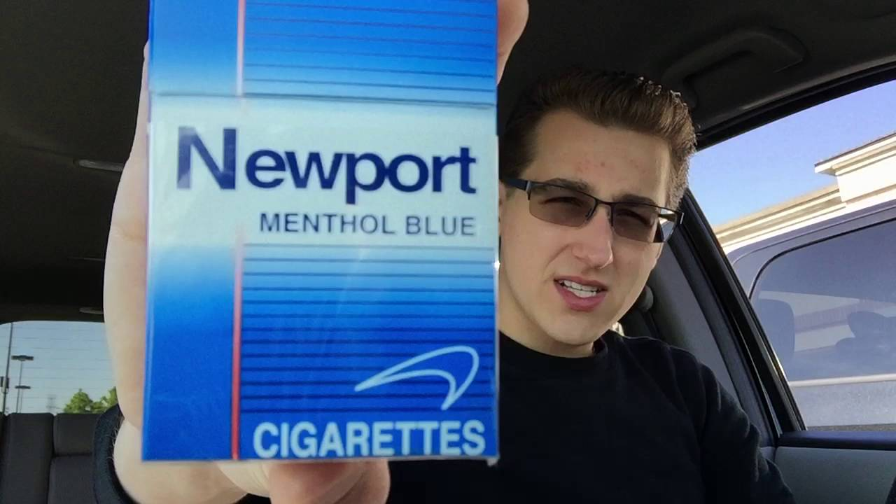 Nickthesmoker Newport Blue