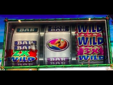 MARGARITAVILLE ~ Lots Of Bonuses And Slot Machine Live Play With A Nice Win At The End!