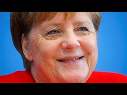 Меркель чувствует себя