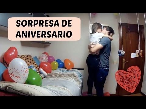 Decora el cuarto de tu novio con poco dinero by oye kenedy for Sorpresas para aniversario