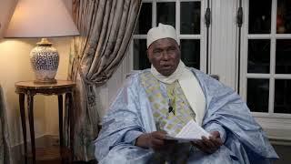 Urgent:declaration du president abdoulaye wade depuis paris