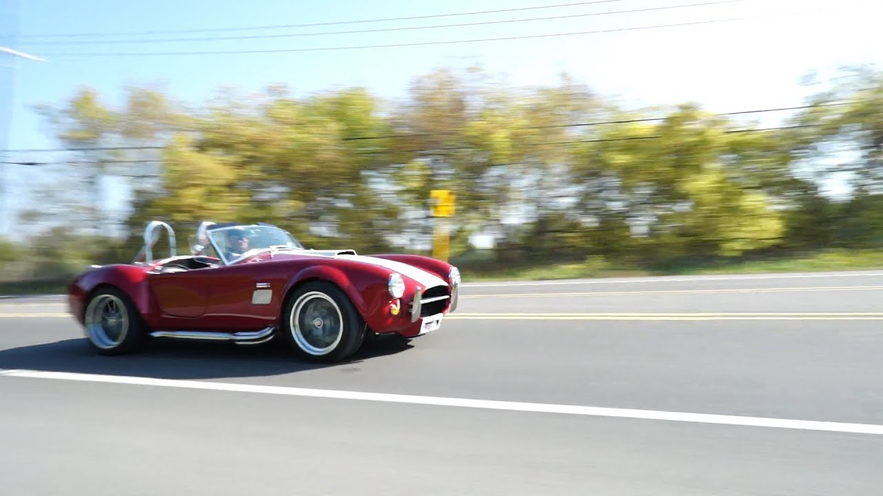 Factory Five Shelby Cobra: A Retirement Replica Roadster
