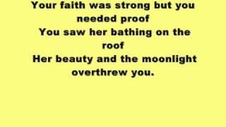 Alexandra Burke - Hallelujah - text