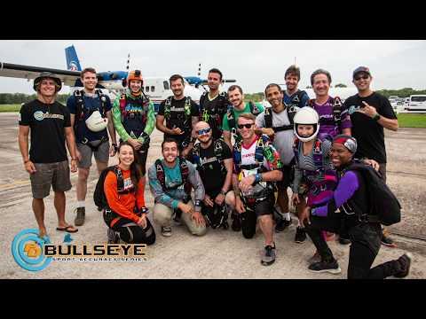 PD Bullseye: Skydive Spaceland Houston