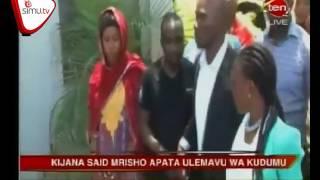 Madaktari Wabaini Kijana Aliyetobolewa Macho Hatoweza Kuona Tena
