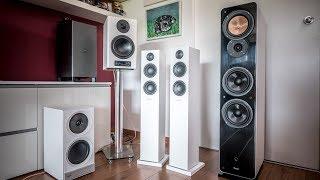 Audio Pro Addon T20 - sound demo [3D binaural audio]