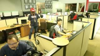Harlem Shake(office edition)