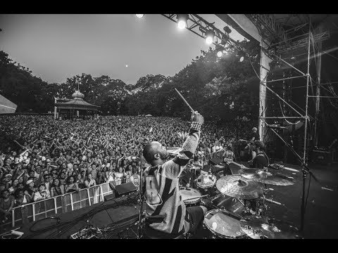 Anderson .Paak & The Free Nationals - Auckland Laneway Festival 29/01/2018 (Audio)