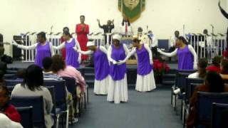 Worshipper In Me Marvin Sapp Dance