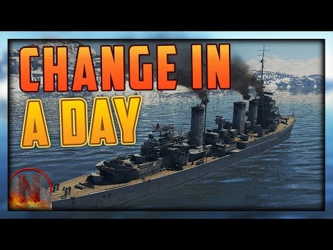 WT || HMS Enterprise - Changes Within A Day
