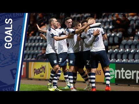 Just The Goals: PNE v Cardiff City, Tuesday 13th September 2016