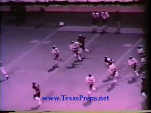 Hall of Famer - Eric Dickerson High School Highlight Clip ( VINTAGE )
