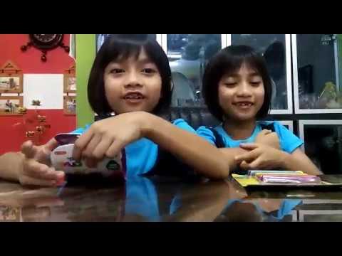 Clay Toys by Twins Adlyn & Adriana