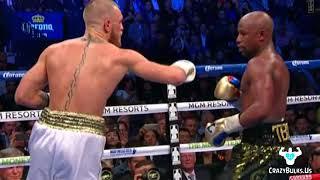 Mayweather vs McGregor Final Round