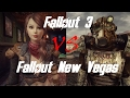 Fallout 3 vs Fallout New Vegas - YouTube