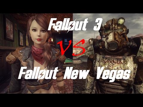 Fallout 3 vs Fallout New Vegas