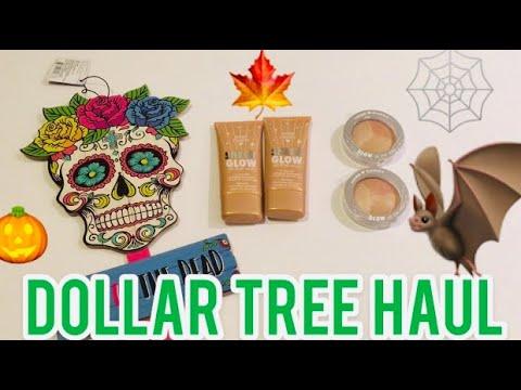 FALL SPOOKTACULR HAUL | DOLLAR TREE HAUL
