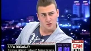 Sefa Doğanay Saba Tümeri gülme krizine soktu .mp3