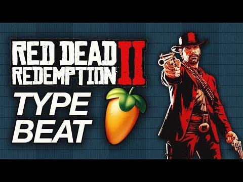 Making A Red Dead Redemption 2 Type Beat In FL Studio