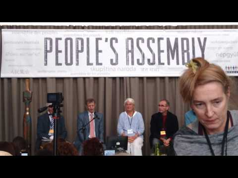 Poisoning the People discussion People's Assembly The Hague