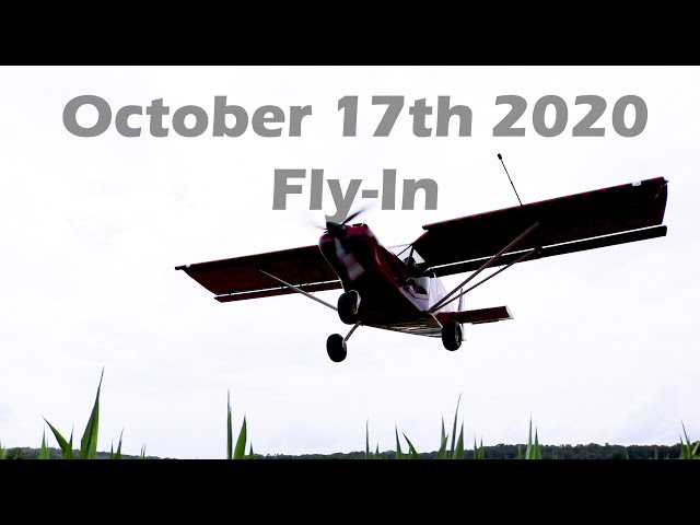 Fly-In Event!   FREE COOKIES & CAKES! Saturday OCT. 17th