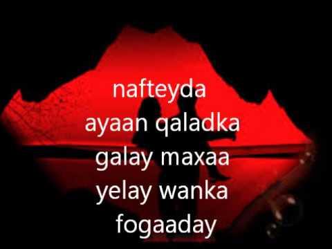 fariin safar by bandhig jacayl - YouTube
