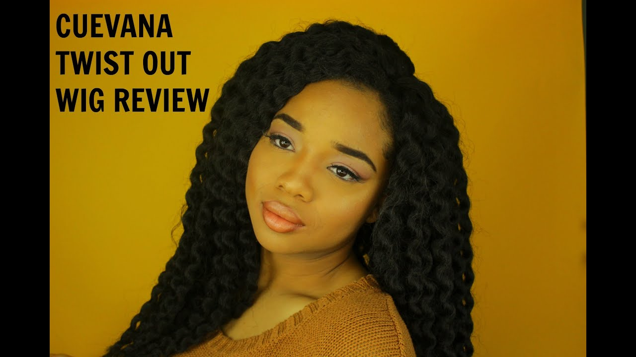 X Pression Cuevana Twist Out Wig REVIEW