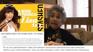 Judith Reisman - the Montreal Porn Interview (French subtitles)